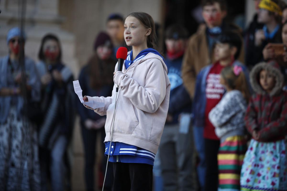 Thunberg Colorado