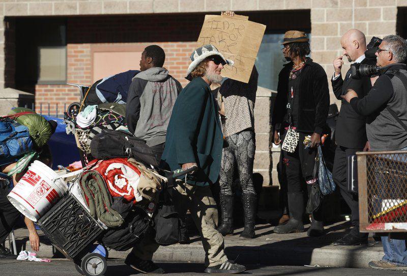 Homeless Denver