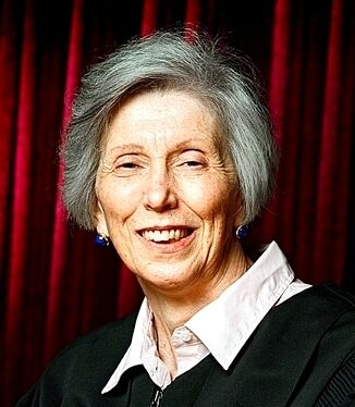 Chief Justice Mary Mullarkey