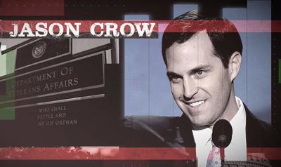 GOP super PAC takes aim at Army vet Jason Crow's record as advocate for veterans