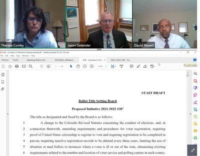 Title Board meeting of June 6, 2021