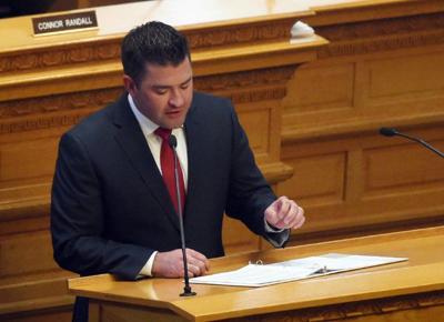 House Minority Leader Patrick Neville (copy)
