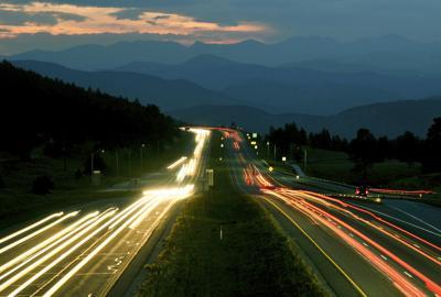 Colorado Ski Traffic