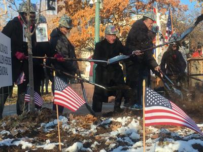 Colorado Fallen Heroes Memorial Groundbreaking