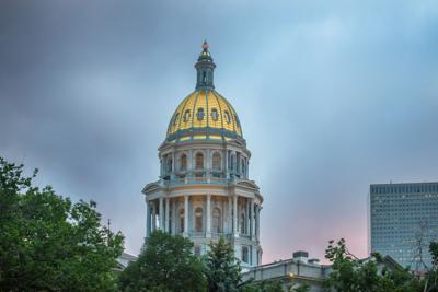 Denver Colorado Capital Building Government Dome Architecture