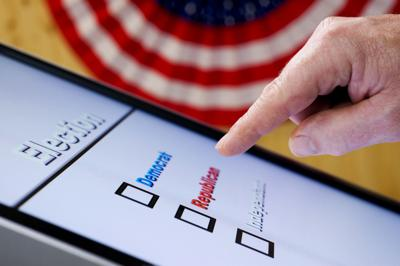 New Mexico Supreme Court weighs automated one-party voting