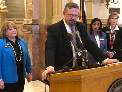 Senate President Kevin Grantham calls for DA investigation in sexual harassment