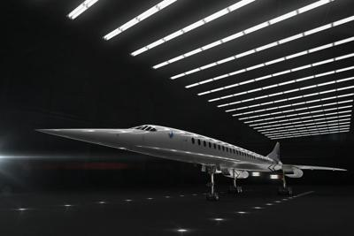 supersonic airliner Boom Technology