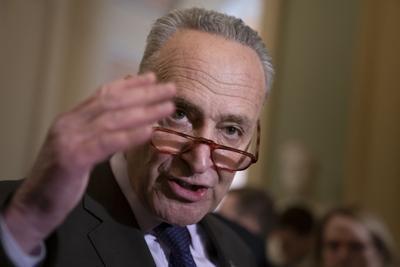 Campaign 2020 Senate Chuck Schumer
