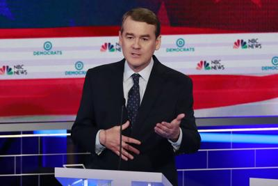 Election 2020 Moderates Bennet