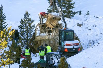 Town of Breckenridge removing divisive giant wooden troll