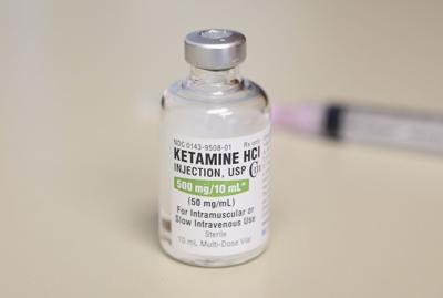 Racial Injustice Ketamine Injections