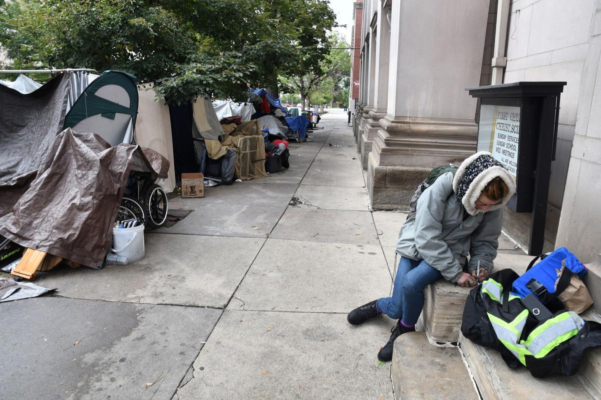 Denver homeless
