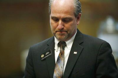 El Paso County delegation almost unanimous in vote to expel Rep. Steve Lebsock