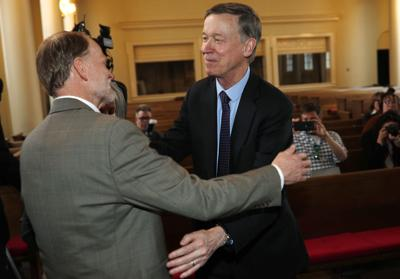 Election 2020 John Hickenlooper Mass Shootings