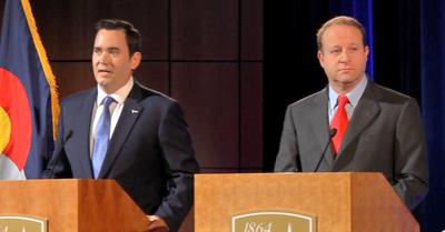 Polis, Stapleton face off one last time in Colorado governor's race