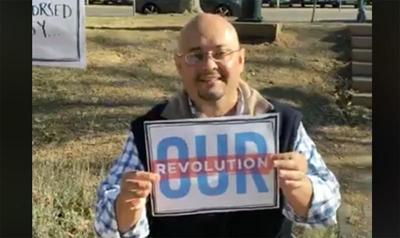 Democrat Joe Salazar endorsed by Bernie Sanders-aligned Our Revolution group for attorney general