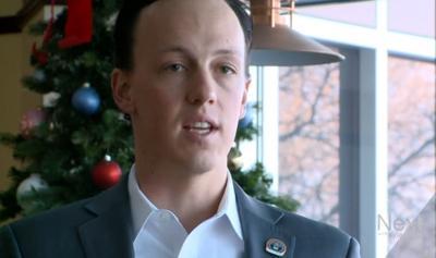 Colorado state Rep. Dylan Roberts