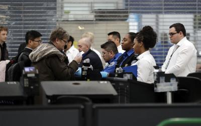 Government Shutdown airport