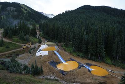 Mine Waste Spill