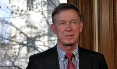 Election 2020 John Hickenlooper Capitol