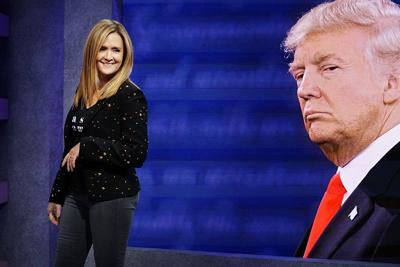 Western Conservative Summit rejects press pass for Samantha Bee (Video)