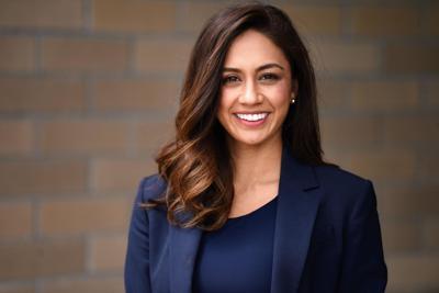 Lobbyist Zoey Dewolf