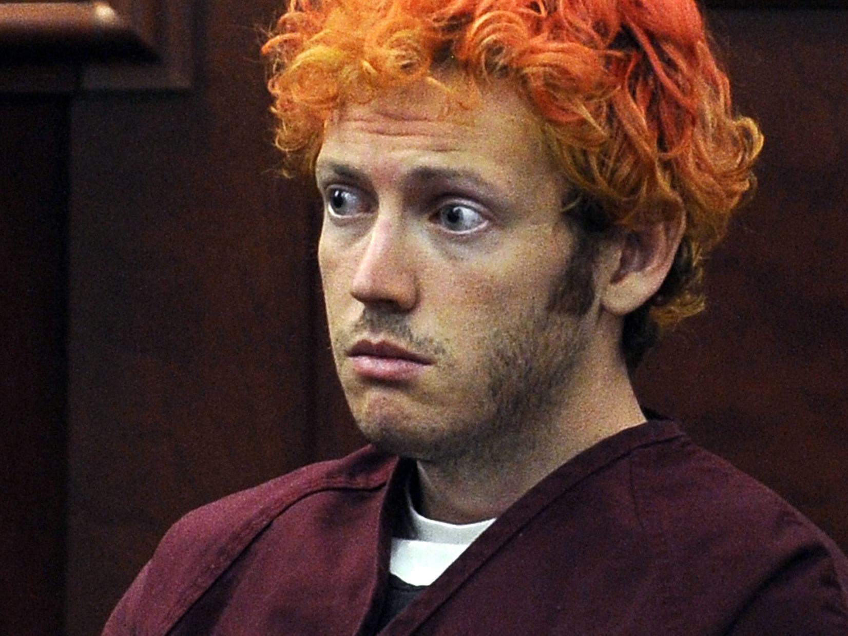 Psychiatrist Much Is Still Hidden In Aurora Theater Shooter Holmes Mind News Coloradopolitics Com