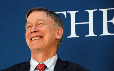 New Hampshire-bound Hickenlooper: Running for president 'would be really fun'