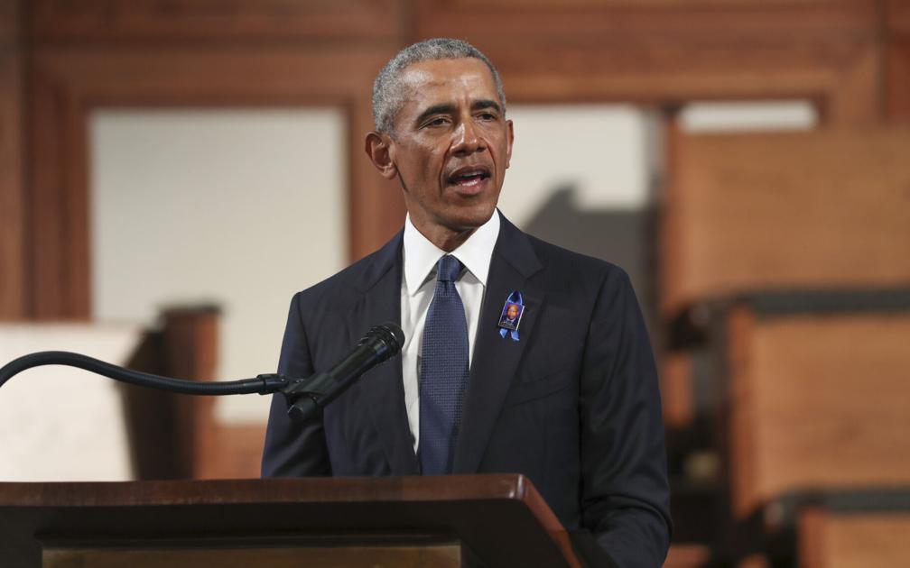 Obama throws support behind Hickenlooper, Crow in first round of 2020 endorsements