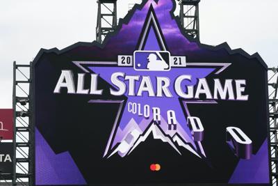 All-Star Game Rockies Baseball