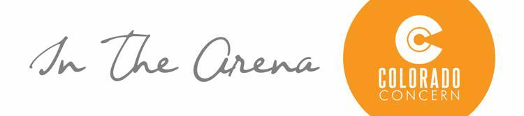 Colorado Concern In the Arena Banner