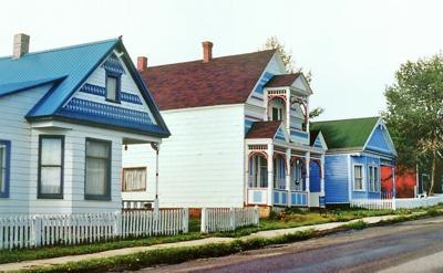Leadville homes