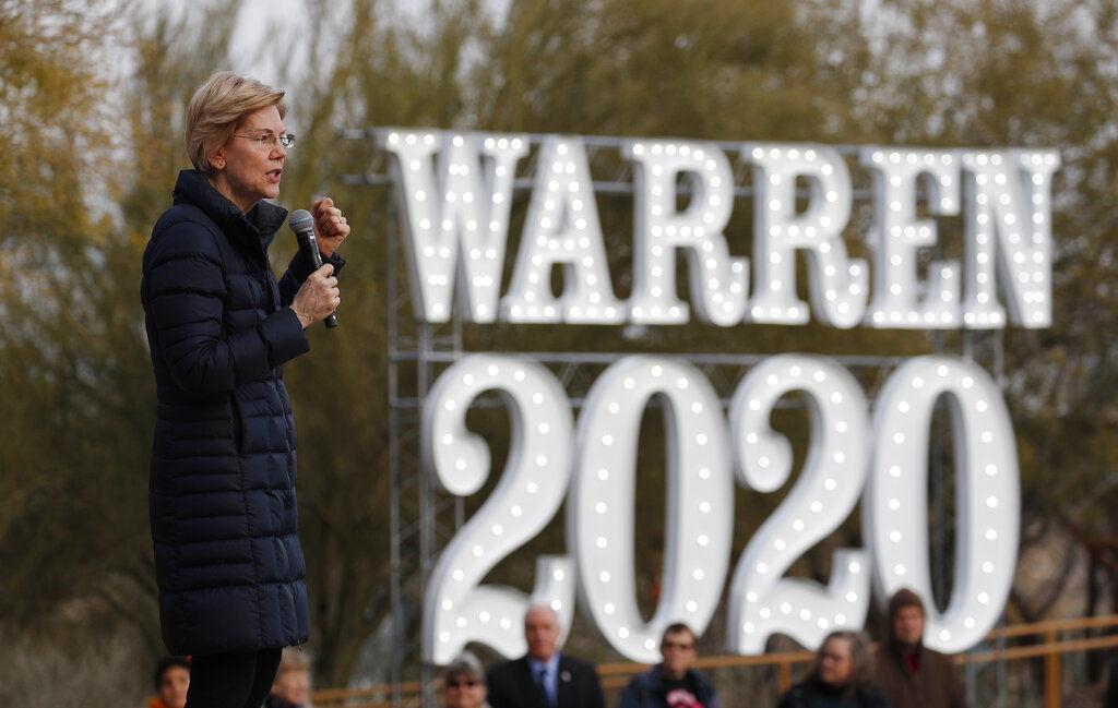 Election 2020 Campaign Hustle