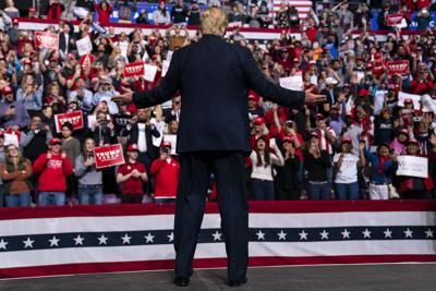 Election 2020 Trump Colorado Springs