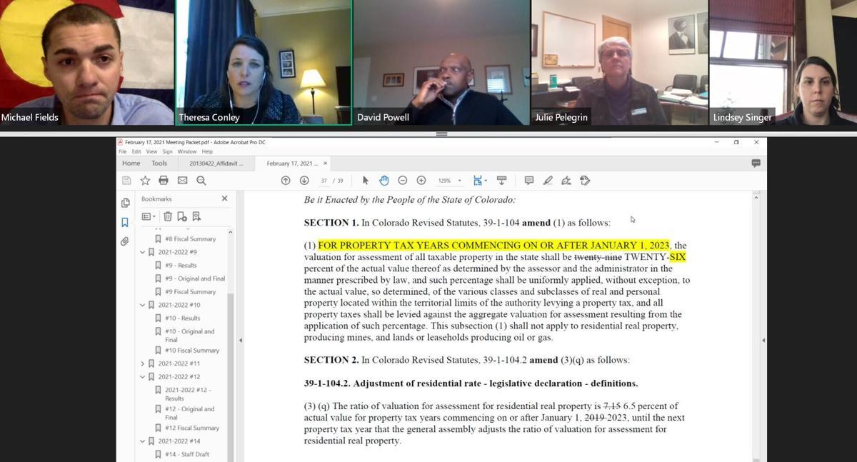 Title Board Meeting Feb. 17, 2021