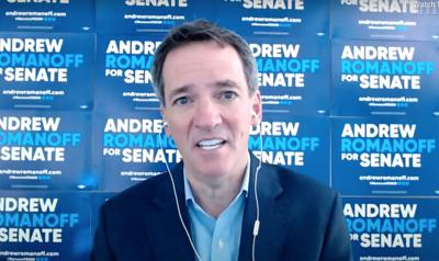 Andrew Romanoff Election 2020 virtual town hall