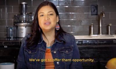 Sol Sandoval campaign video