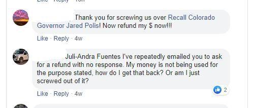 Refund requests