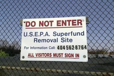 Government Shutdown Superfund Sites