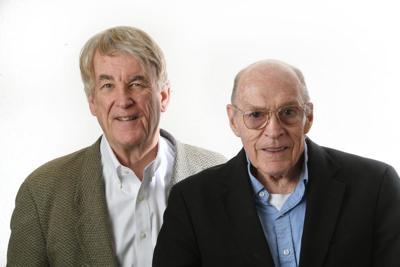 Tom Cronin and Bob Loevy