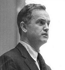 Allen Dines, former Speaker of the House