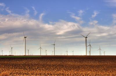 Smoky Hills Wind Farm