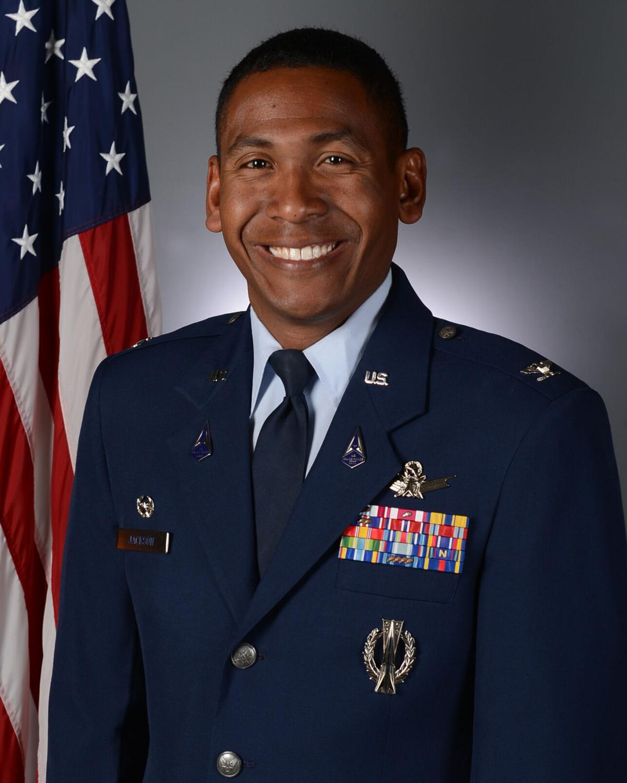 Col. Marcus Jackson