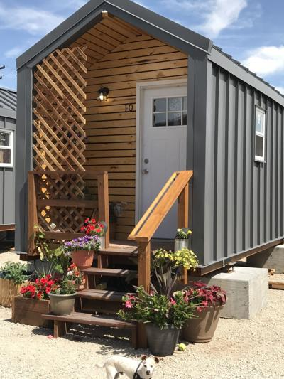 Beloved Community Village - tiny house