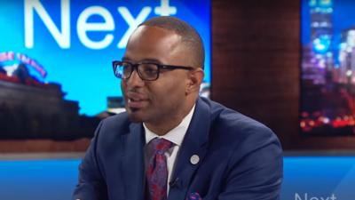 Albus Brooks looks back on terms as Denver City Council president (copy)