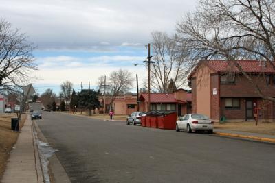 Denver's Sun Valley neighborhood.