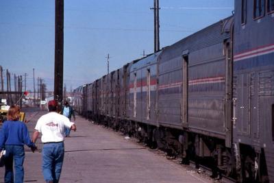 Gardner, Bennet find money to keep Amtrak's Southwest Chief train rolling