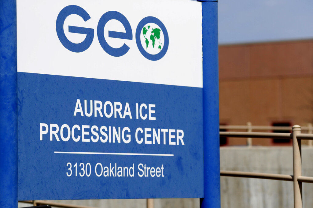 Immigration Detention Mumps Outbreak