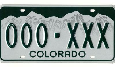 License plates in short supply at El Paso County DMV